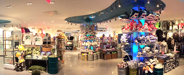 ripley's aquarium of toronto shop