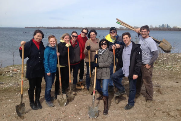 tommy thompson park planting