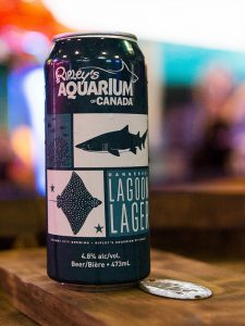 try our Lagoon Lager