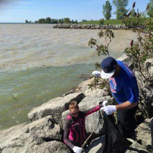 Ripleys Aquarium Canada Great Canadian Shoreline Cleanup