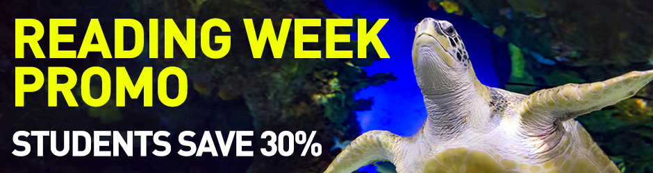Did you know you can get admission for two amazing attractions for one great p r i c e? Save when you visit Ripley's Aquarium of Canada and Ripley's Believe It .
