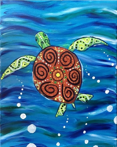 Paint Nite 174 Ripley S Aquarium Of Canada