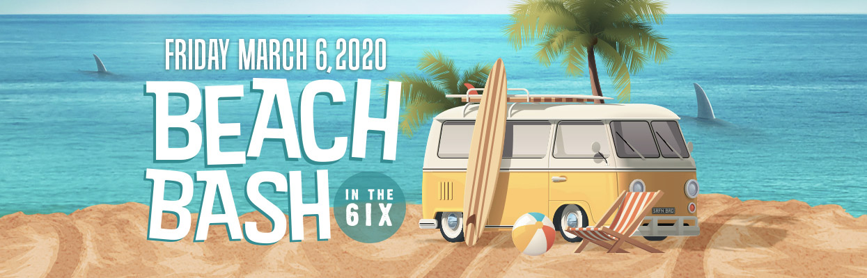 Beach Bash in the 6ix 2020