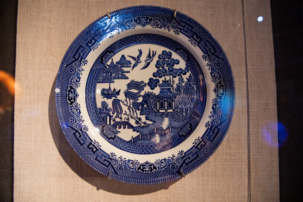 Franklin Expedition plate image