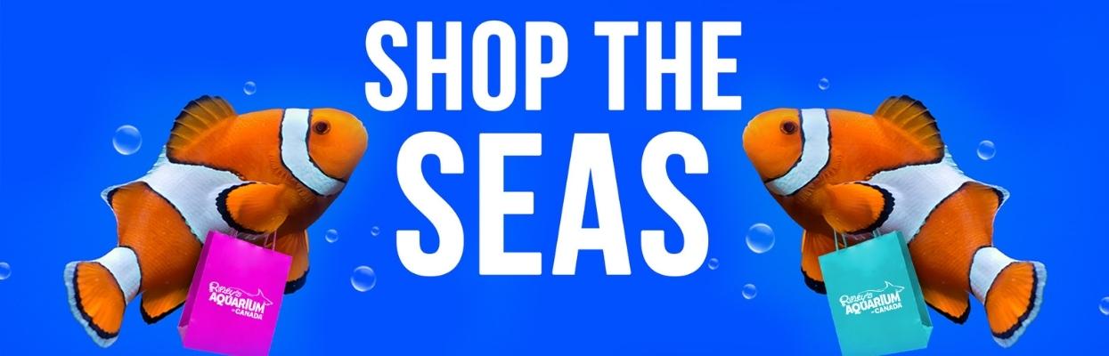 Ripley's Aquarium of Canada online shop