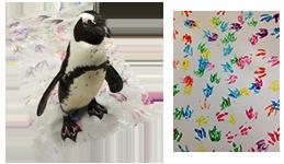 penguin paintings
