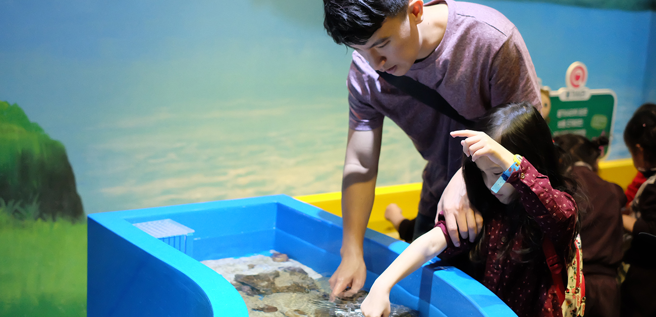 jr. aquarist camp