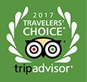 2017 travellers choice - trip advisor