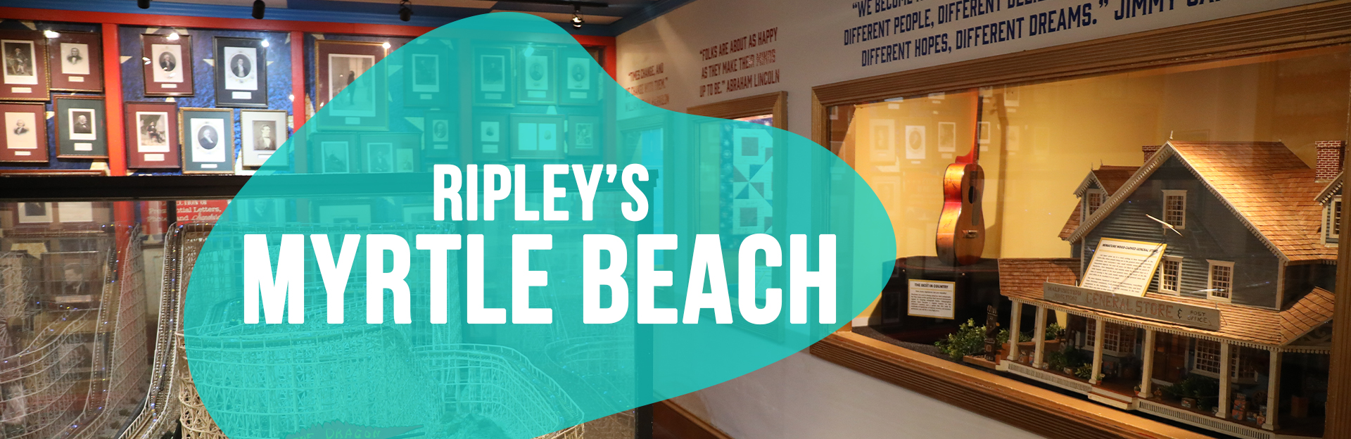 Myrtle Beach Attractions - Ripley's Aquarium of Myrtle Beach