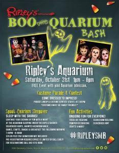 Boo-Quarium-Flyer