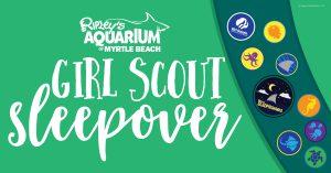 girl scout sleepover