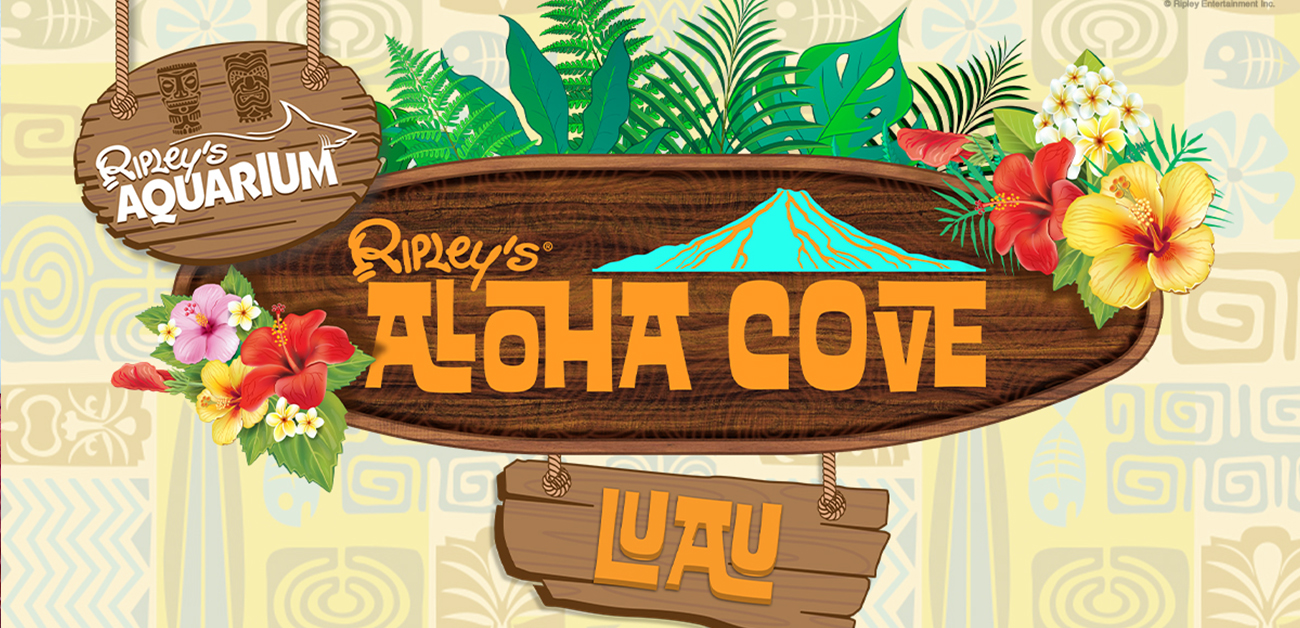 Ripley's Aloha Cove Luau - Ripley's Aquarium of Myrtle Beach