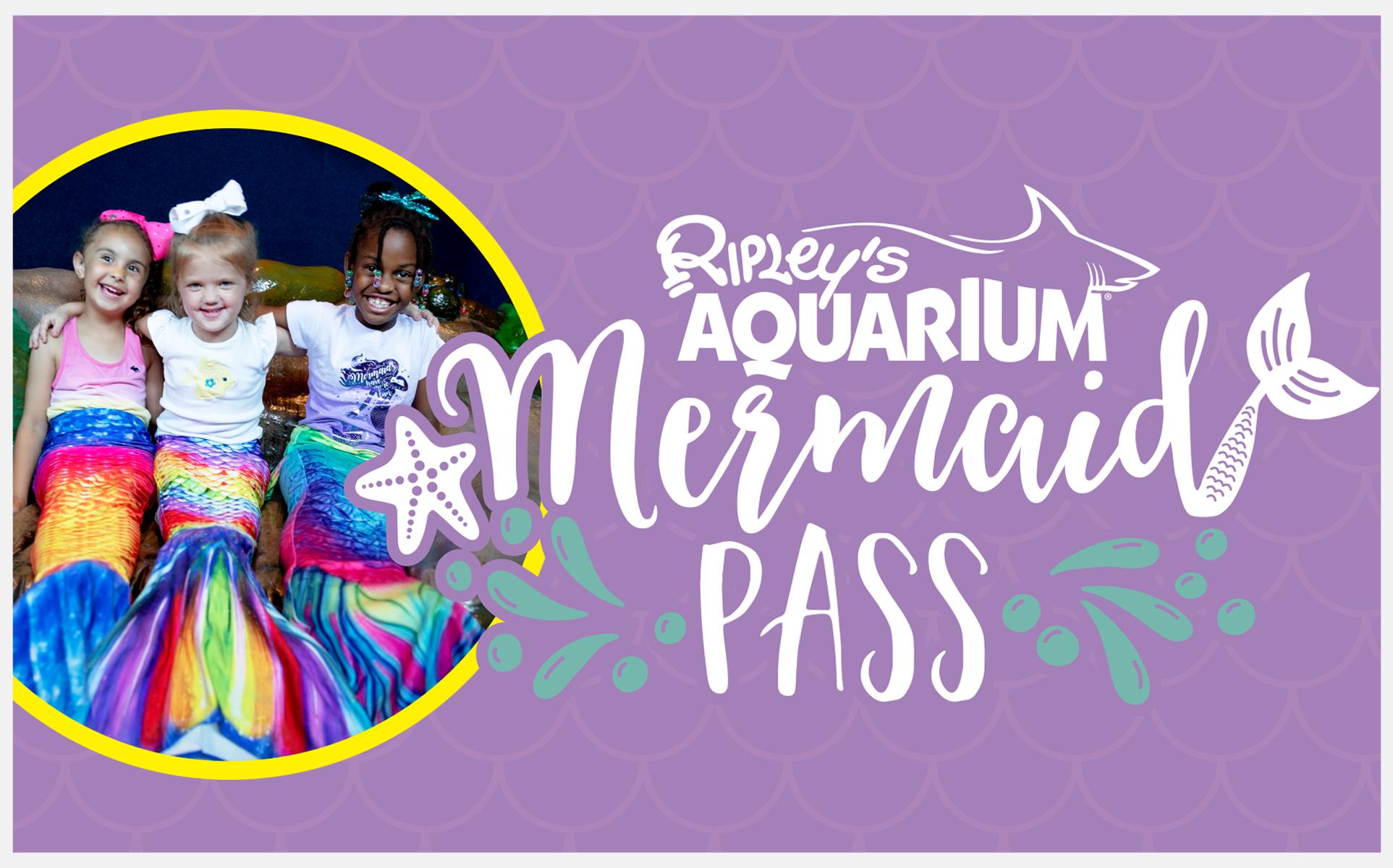 mermaid pass