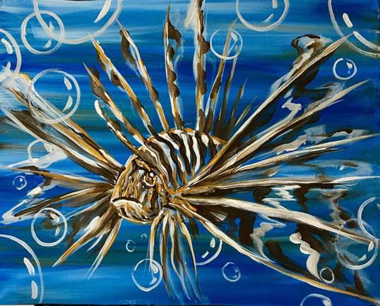 Beaks & Brushes Canvas